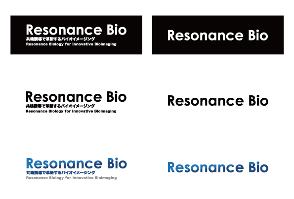 RESONANCE BIO ロゴマーク